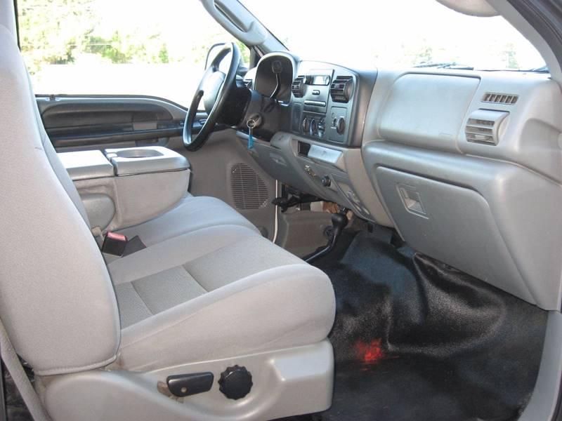 2006 Ford F-250 Super Duty XL 2dr Regular Cab 4WD LB - San Jose CA