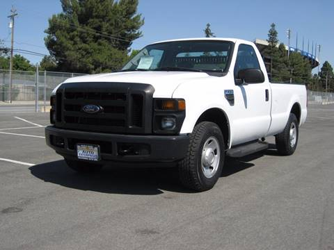 2008 Ford F-250 Super Duty for sale in San Jose, CA