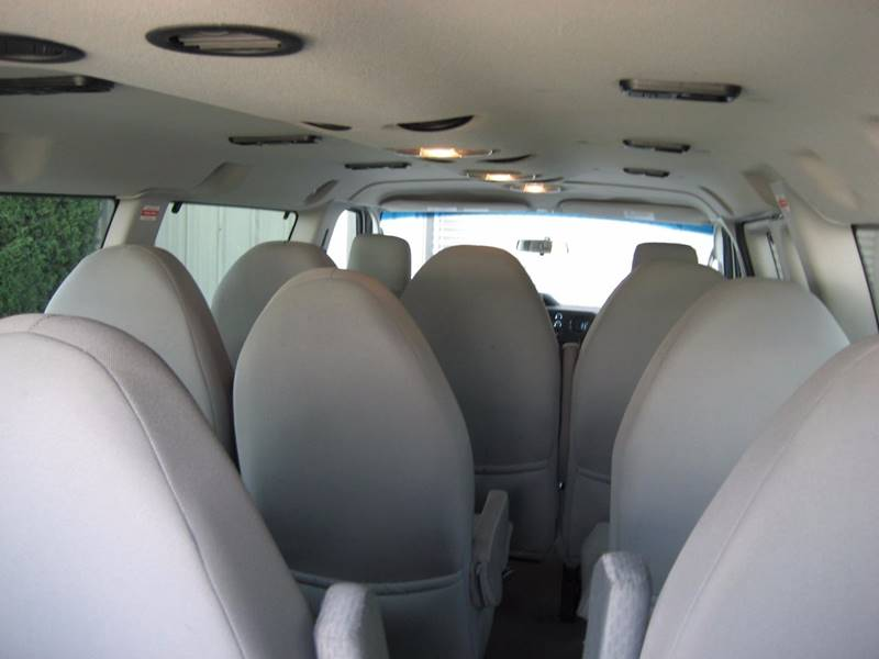 2014 Ford E350  EXT Wagon XLT - San Jose CA