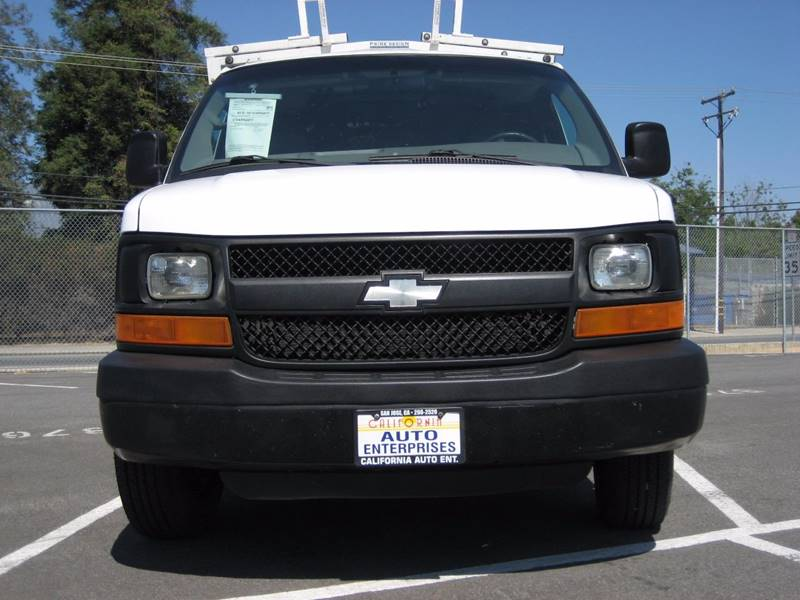 2008 Chevrolet Express Cargo 2500 3dr Cargo Van - San Jose CA