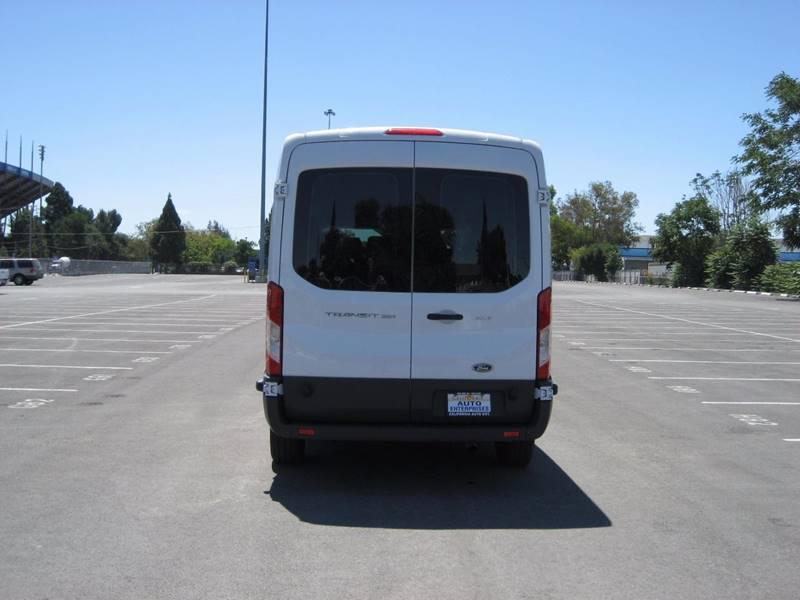 2015 Ford Transit Wagon 350 XLT 3dr LWB Medium Roof Passenger Van w/Sliding Passenger Side Door - San Jose CA