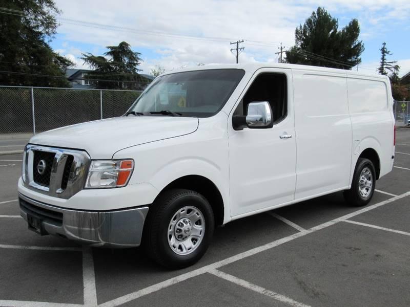 2012 NISSAN NV CARGO 1500 SV 3DR CARGO VAN white 2012 nissan nv1500 cargo sv van 3d v6 40 liter