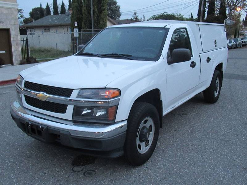 2012 CHEVROLET COLORADO WORK TRUCK 4X2 2DR REGULAR CAB C white 2012 chevrolet colorado regular ca