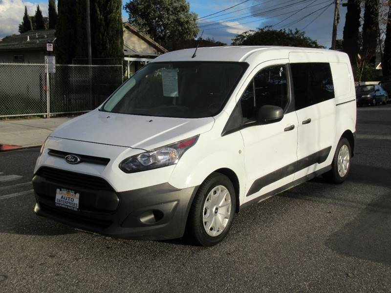 2015 FORD TRANSIT CONNECT CARGO XL 4DR LWB CARGO MINI VAN WREAR white 2015 ford transit connect