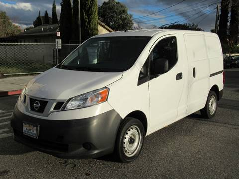 2015 Nissan NV200 For Sale In San Jose CA