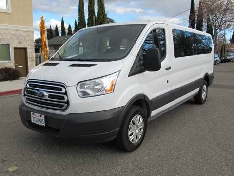 2016 Ford Transit Wagon For Sale In San Jose CA