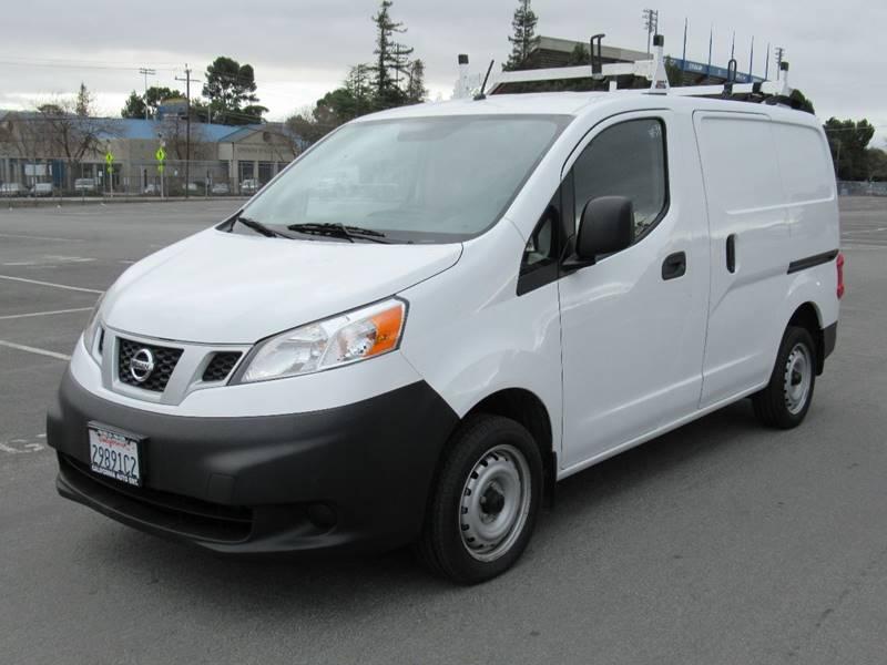 2016 NISSAN NV200 S 4DR CARGO MINI VAN white 2016 nissan nv200 s van 4d 4-cyl 20 liter  auto c