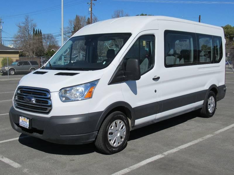 2016 FORD TRANSIT PASSENGER 350 XLT 3DR LWB MEDIUM ROOF PASS white 2016 ford transit 350 wagon xl