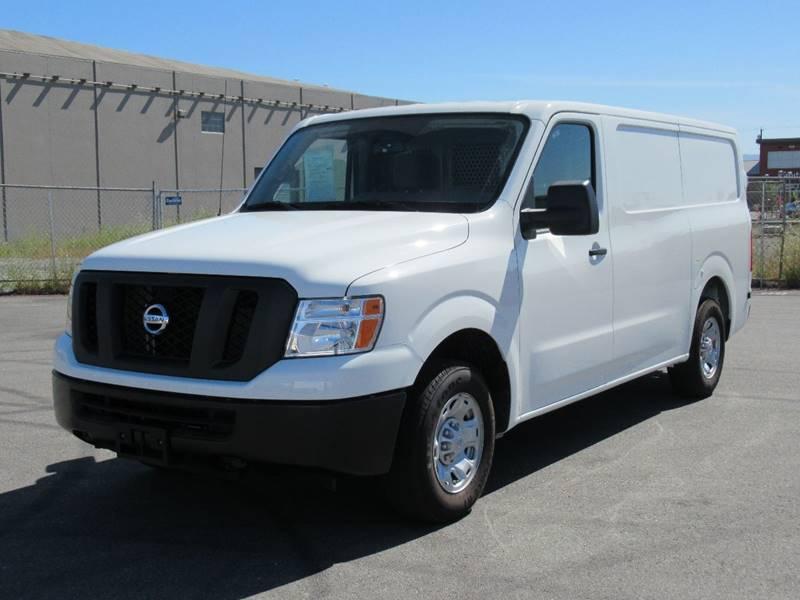 2017 NISSAN NV CARGO 1500 S 3DR CARGO VAN white 2017 nissan nv1500 cargo s van 3d v6 40 liter