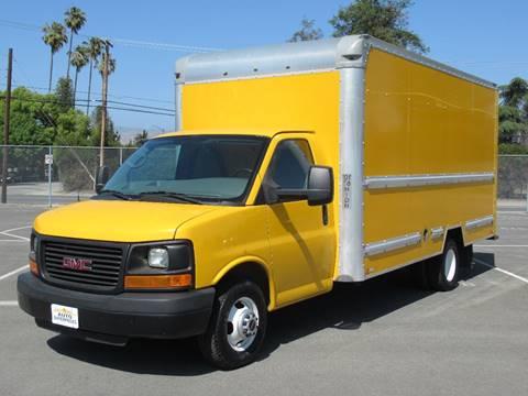 2014 GMC Savana Cutaway for sale in San Jose, CA