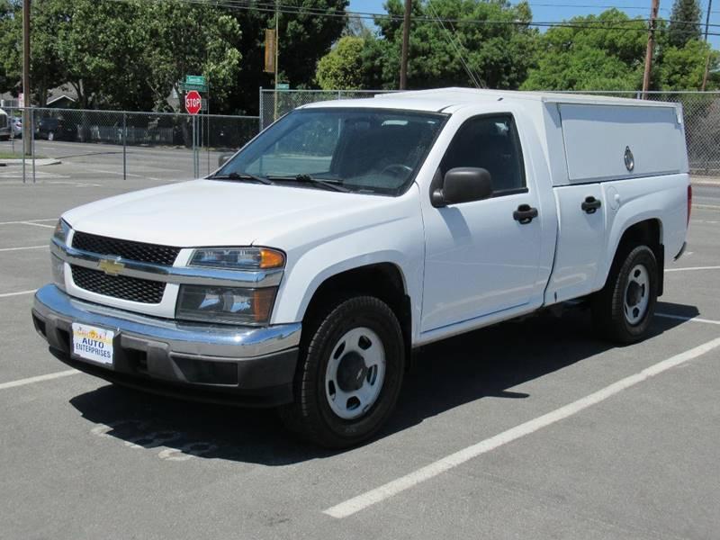 2012 CHEVROLET COLORADO WORK TRUCK 4X2 2DR REGULAR CAB C