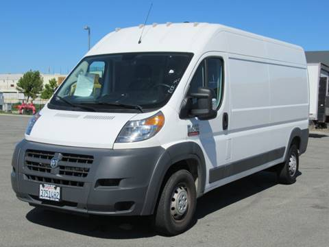 2018 RAM ProMaster Cargo for sale in San Jose, CA