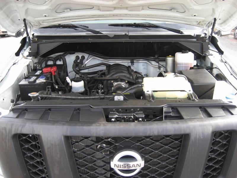 2014 Nissan NV Cargo 4x2 2500 HD S 3dr Cargo Van w/High Roof (V8) - San Jose CA