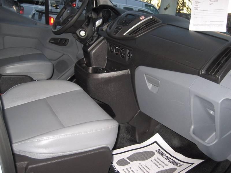 2016 Ford Transit Cargo 250 3dr SWB Low Roof Cargo Van w/60/40 Passenger Side Doors - San Jose CA