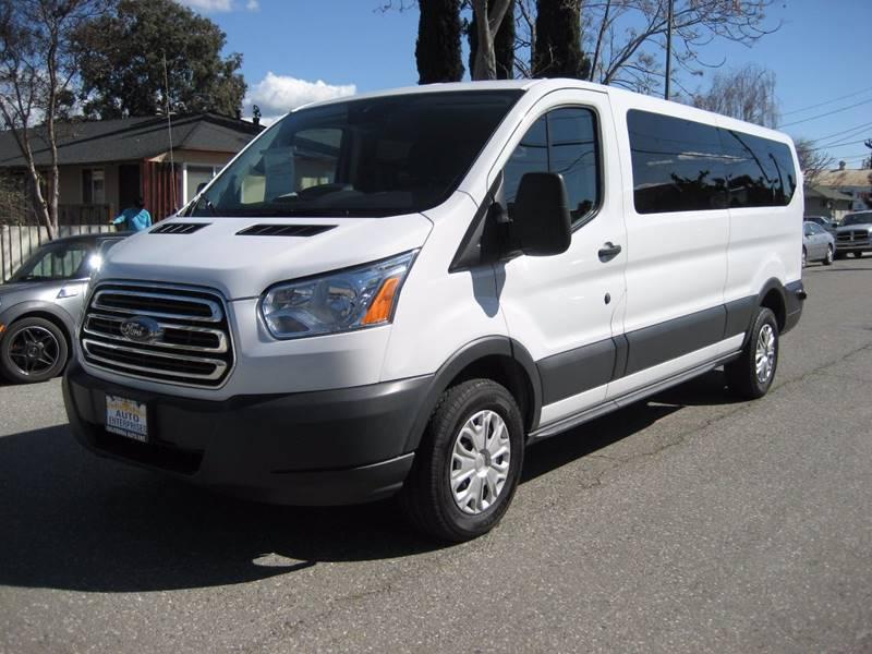 2016 Ford Transit Wagon 350 XLT 3dr LWB Low Roof Passenger Van w/60/40 Passenger Side Doors - San Jose CA