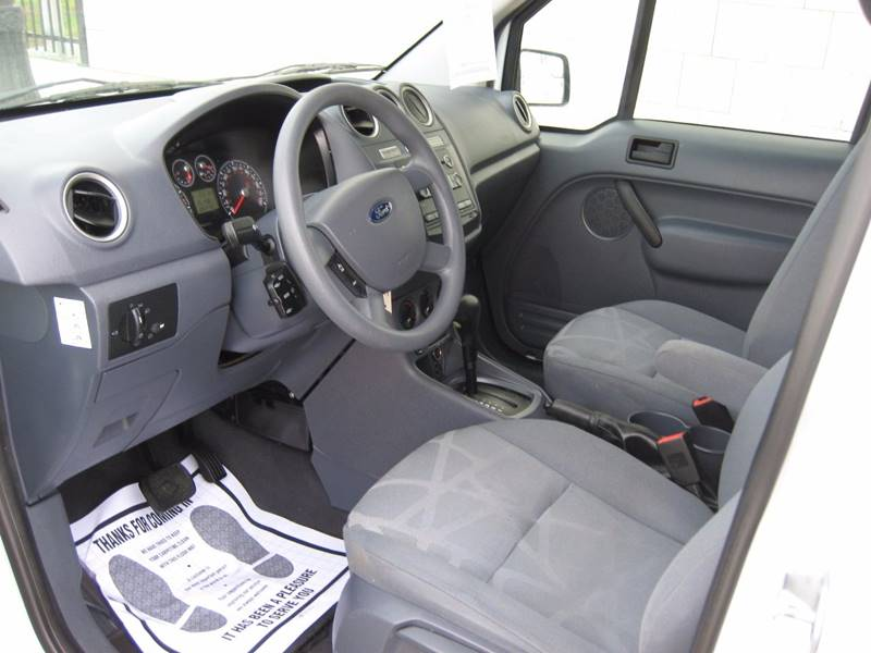2012 Ford Transit Connect XLT 4dr Cargo Mini-Van w/o Side and Rear Glass - San Jose CA