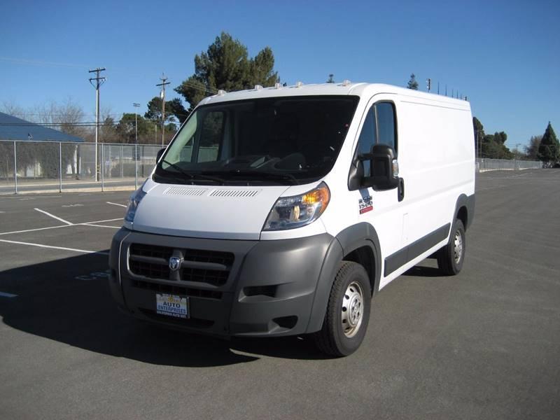 2016 RAM ProMaster Cargo 1500 136 WB 3dr Low Roof Cargo Van - San Jose CA