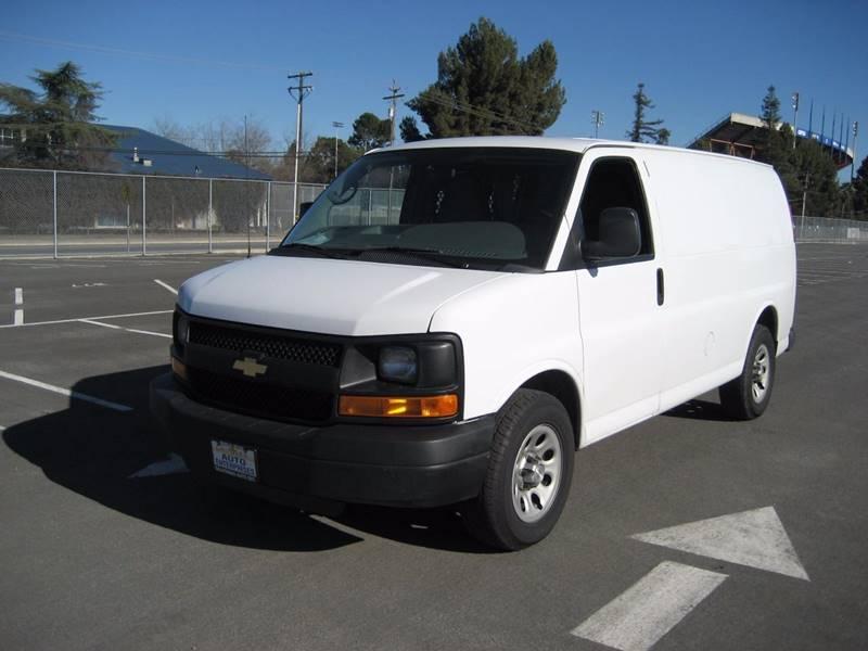 2014 Chevrolet Express Cargo 1500 3dr Cargo Van - San Jose CA