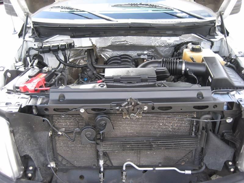 2013 Ford F-150 4x2 XL 4dr SuperCab Styleside 8 ft. LB - San Jose CA