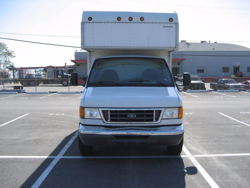 2007 Ford E-350 Van Cab-Chassis - San Jose CA