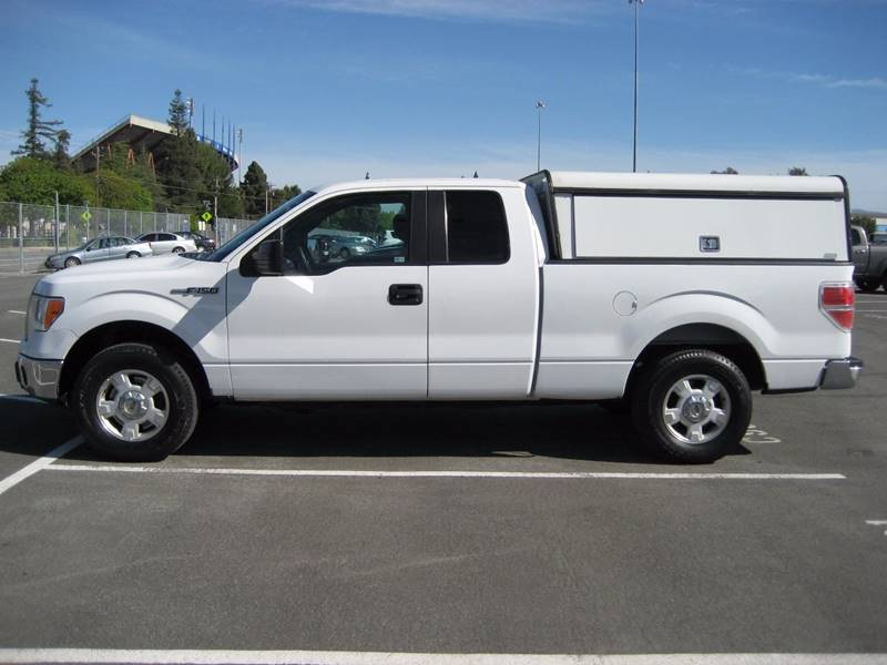 2011 Ford F-150 4x2 XLT 4dr SuperCab Styleside 6.5 ft. SB - San Jose CA