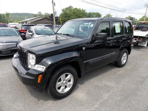 2012 Jeep Liberty for sale in Sheffield, MA