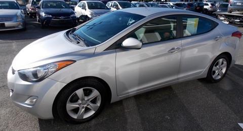 2012 Hyundai Elantra for sale in Sheffield, MA