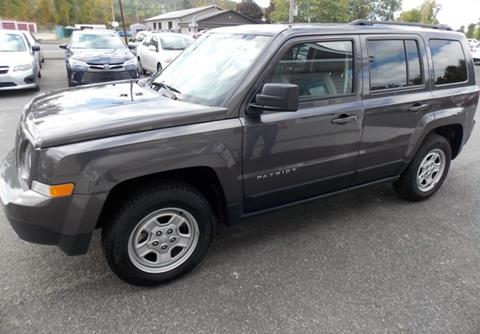 2016 Jeep Patriot for sale in Sheffield, MA