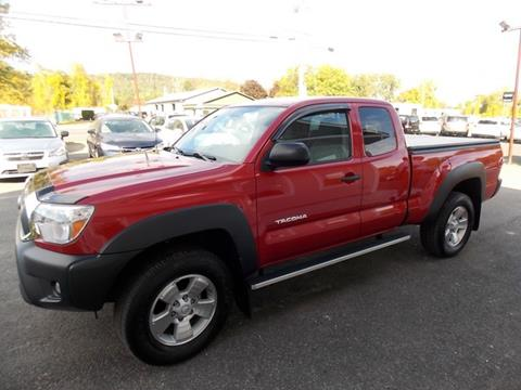 2015 Toyota Tacoma for sale in Sheffield, MA