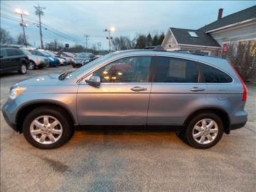 2007 Honda CR-V for sale in Sheffield, MA