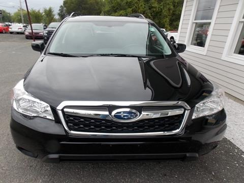 2014 Subaru Forester for sale in Sheffield, MA