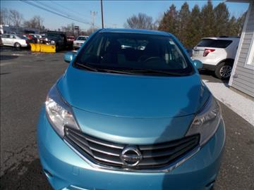 2014 Nissan Versa Note for sale in Sheffield, MA