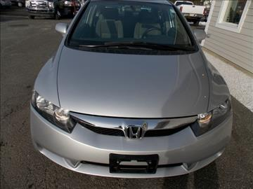 2011 Honda Civic for sale in Sheffield, MA