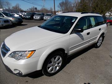 2008 Subaru Outback for sale in Sheffield, MA