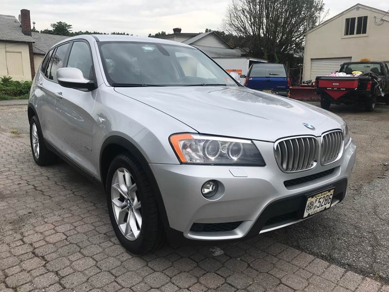 2011 BMW X3 for sale at A & B Motors in Wayne NJ