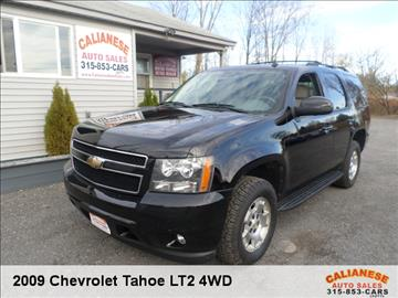 2009 Chevrolet Tahoe for sale in Clinton, NY
