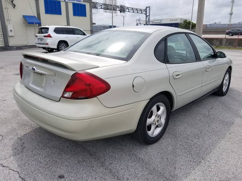 2003 ford taurus ses 4dr sedan in miami fl citgo auto sales contact thecheapjerseys Images