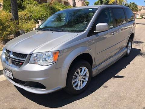 2016 Dodge Grand Caravan for sale in Lemon Grove, CA