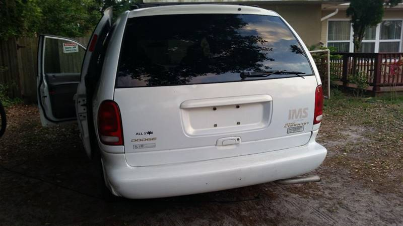 1996 Dodge Grand Caravan 3dr ES Extended Mini-Van - Chula Vista CA