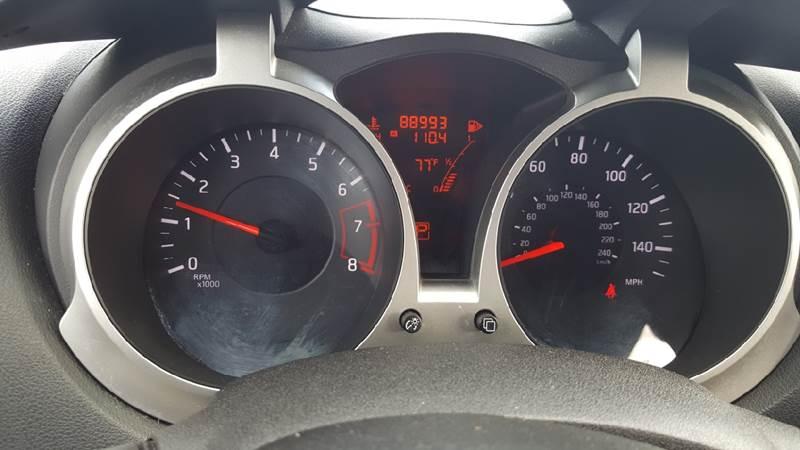 2011 Nissan JUKE SV 4dr Crossover CVT - Troy TN