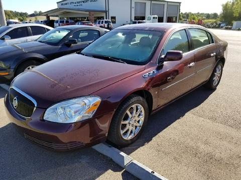 2007 Buick Lucerne for sale in Troy, TN