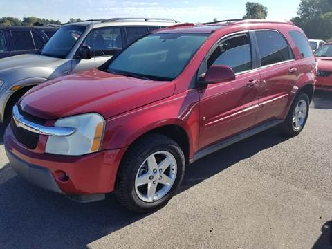 2006 Chevrolet Equinox for sale in Troy, TN