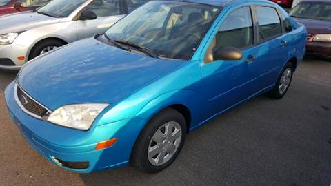 2007 Ford Focus for sale in Troy, TN
