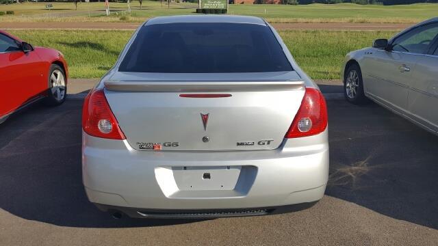 2010 Pontiac G6 4dr Sedan w/1SF - Troy TN