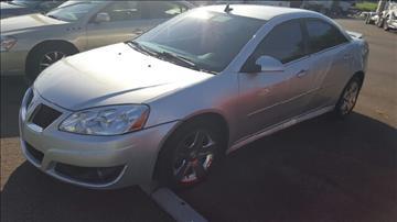 2010 Pontiac G6 for sale in Troy, TN
