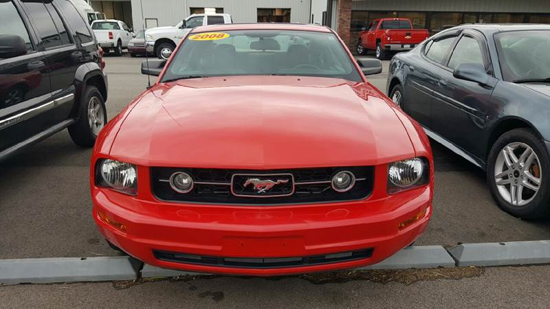 2008 Ford Mustang V6 Deluxe 2dr Coupe - Troy TN