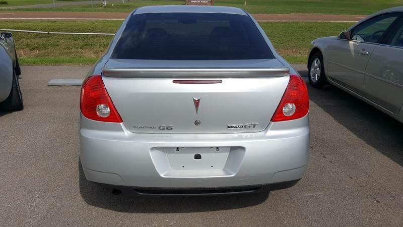2010 Pontiac G6 4dr Sedan w/1SH - Troy TN