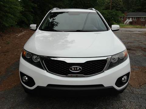 2011 Kia Sorento for sale at HAPPY TRAILS AUTO SALES LLC in Taylors SC