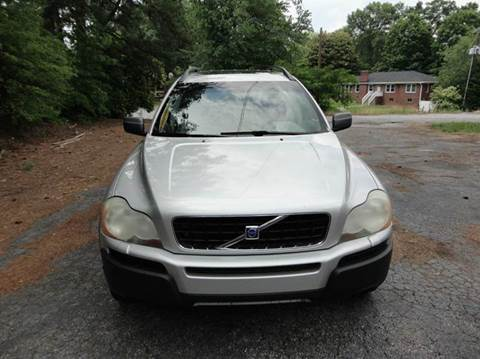 2004 Volvo XC90 for sale at HAPPY TRAILS AUTO SALES LLC in Taylors SC
