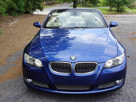 2007 BMW 3 Series for sale at HAPPY TRAILS AUTO SALES LLC in Taylors SC